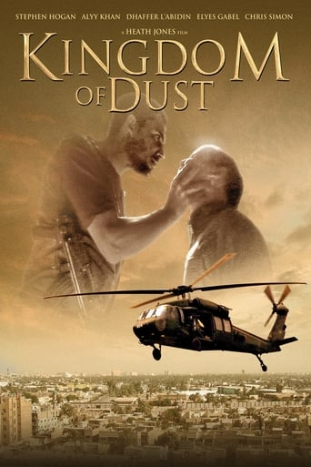 Poster of Kingdom of Dust