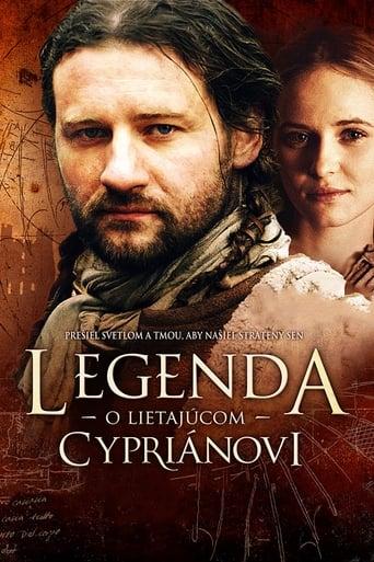 Poster of Legenda o lietajúcom Cypriánovi