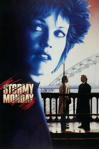 Stormy Monday poster