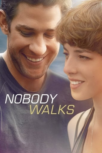 Poster of Nobody Walks