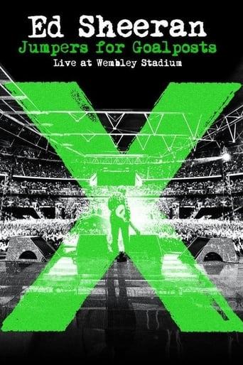 Poster of Ed Sheeran: Jumpers for Goalposts
