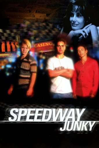 Poster of Speedway Junky
