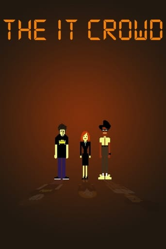 Poster of The IT Crowd