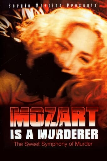 Poster of Mozart Is a Murderer