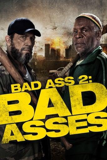 Filmplakat von Bad Ass 2: Bad Asses