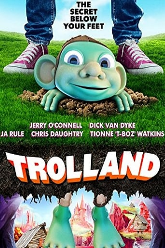 Poster of Trolland