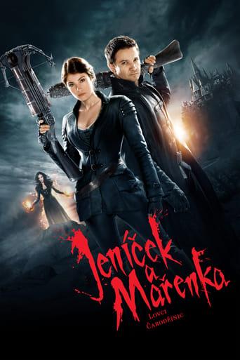 Poster of Jeníček a Mařenka: Lovci čarodějnic