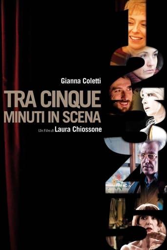 Poster of Tra cinque minuti in scena