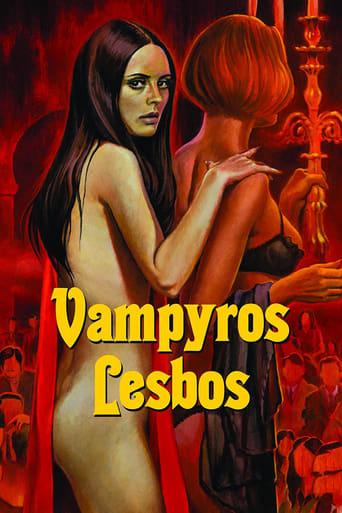 Poster of Vampyros Lesbos