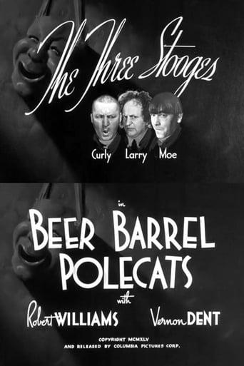 Poster of Beer Barrel Polecats