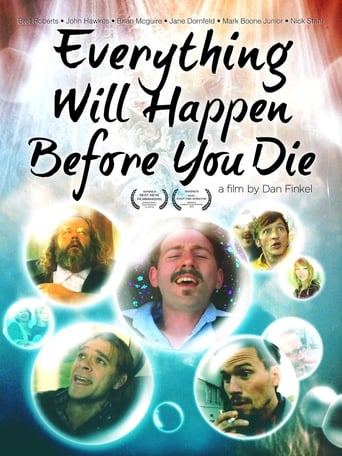 Poster of Everything Will Happen Before You Die