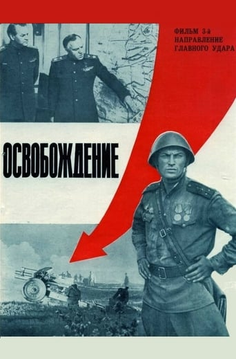 Poster of Liberation: Direction of the Main Blow
