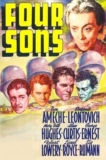 Poster of Four Sons