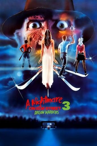 Poster of A Nightmare on Elm Street 3: Dream Warriors