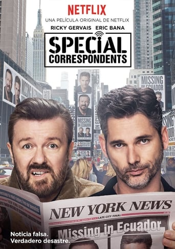 Poster of Special Correspondents