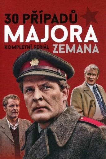 Poster of 30 případů majora Zemana