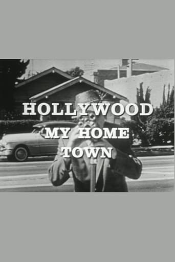 Poster of Hollywood My Home Town