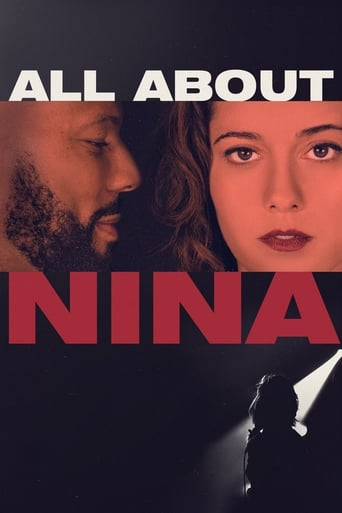 Poster of All About Nina