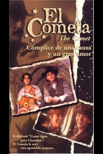 Poster of The Comet