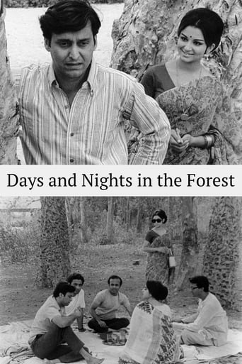 Poster of Days and Nights in the Forest