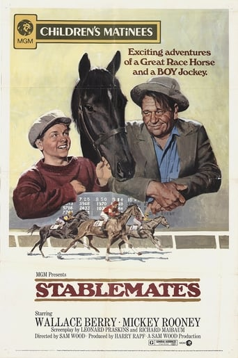 Poster of Stablemates