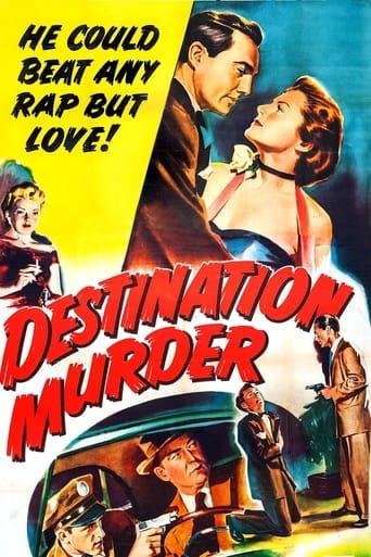 Poster of Destination Murder