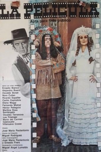 Poster of La película