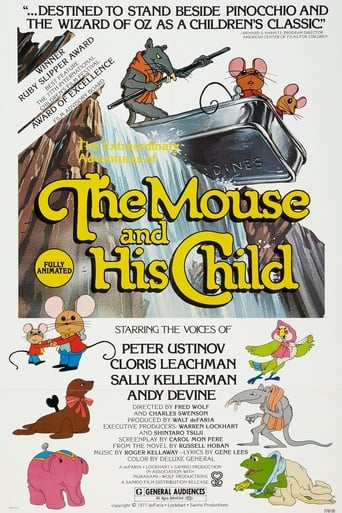 Poster of The Mouse and His Child