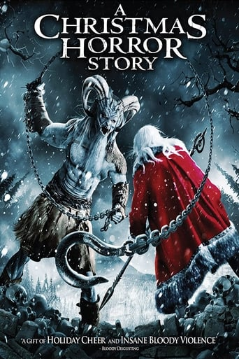 Poster of A Christmas Horror Story
