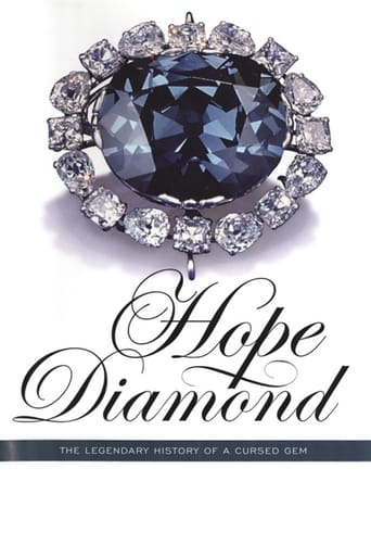 The Legendary Curse of the Hope Diamond poster