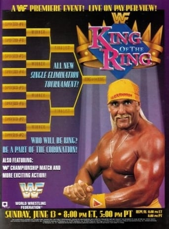 Poster of WWE King of the Ring 1993