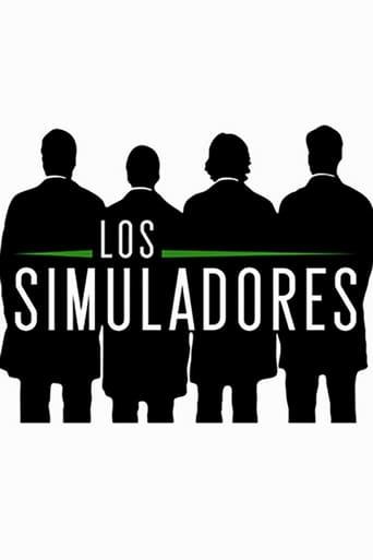 Poster of Los simuladores