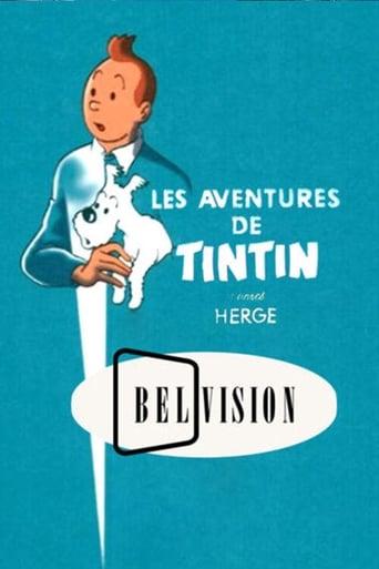 Poster of Les Aventures de Tintin, d'après Hergé