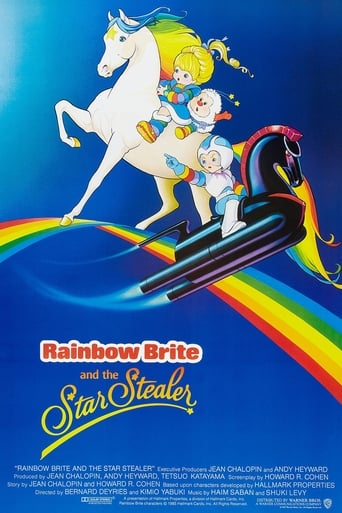 Poster of Rainbow Brite and the Star Stealer