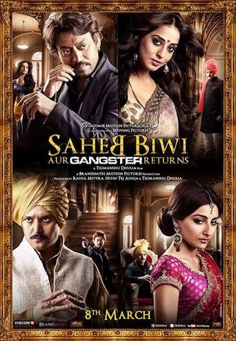 Poster of Saheb Biwi Aur Gangster Returns