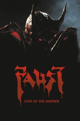 Poster of Faust: Love of the Damned