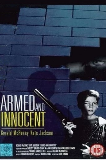 Poster of Armed and Innocent