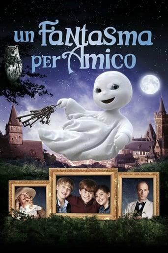 Poster of Un fantasma per amico