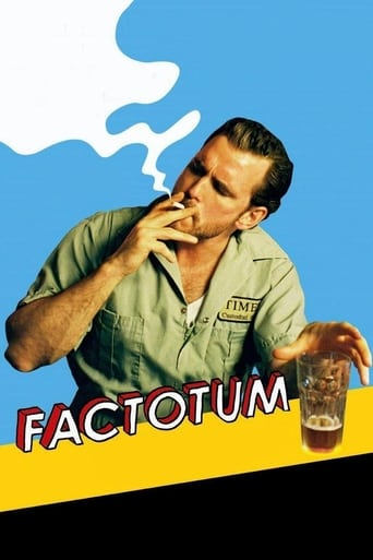 Poster of Factotum