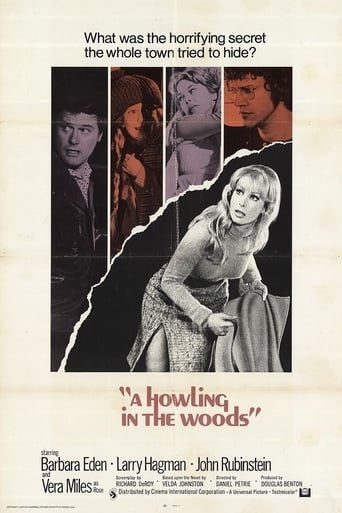 Poster of A Howling in the Woods