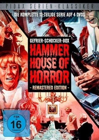 Poster of Hammer House of Horror