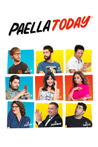 Poster of Paella Today