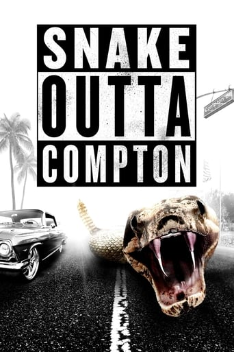 Poster of Snake Outta Compton