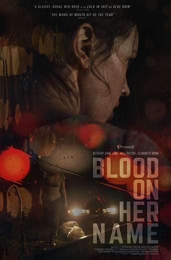 Poster of Blood on Her Name