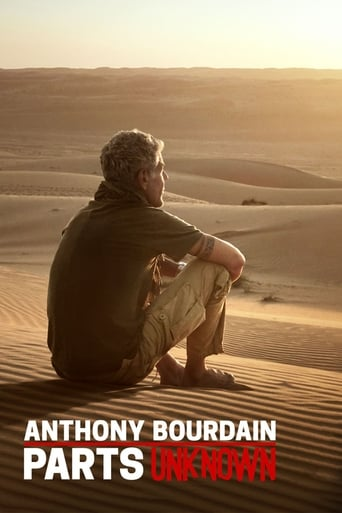 Anthony Bourdain: Parts Unknown full episodes