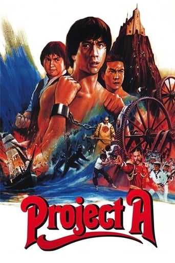 Project A (1983) BRRip