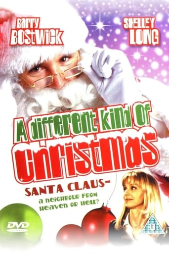 Poster of A Different Kind of Christmas