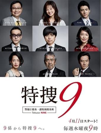 Poster of Special Investigation Nine