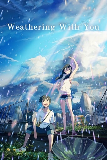 Poster of Weathering with You