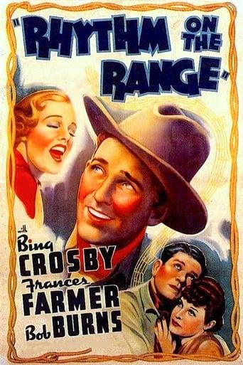 Poster of Rhythm on the Range